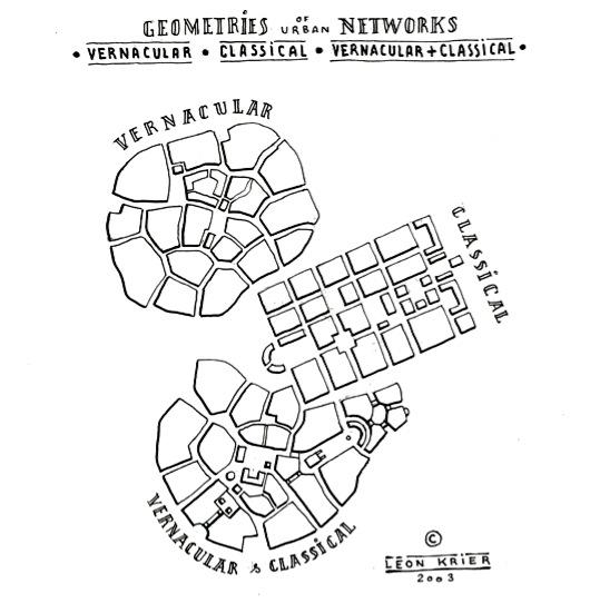 Vernacular Classic Urbanism